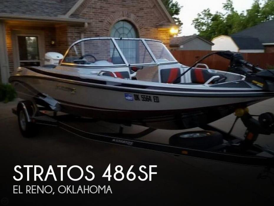 2016 Stratos 486SF