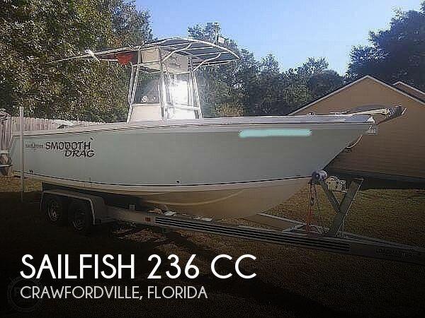 2004 Sailfish 236 CC