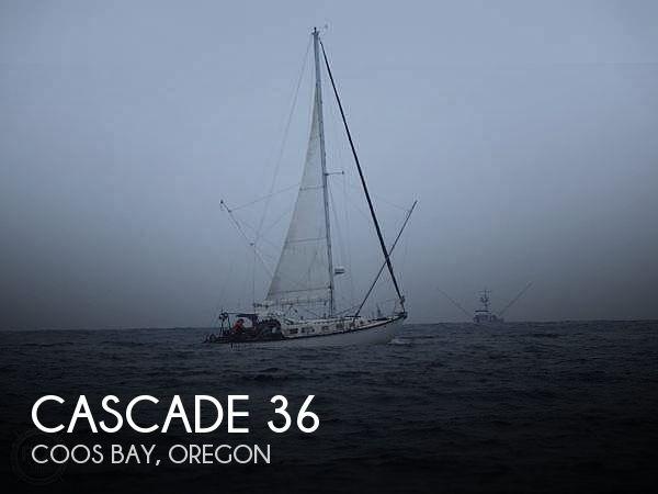 1977 Cascade 36