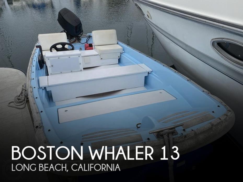 1969 Boston Whaler 13