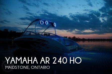 2010 Yamaha AR 240 HO