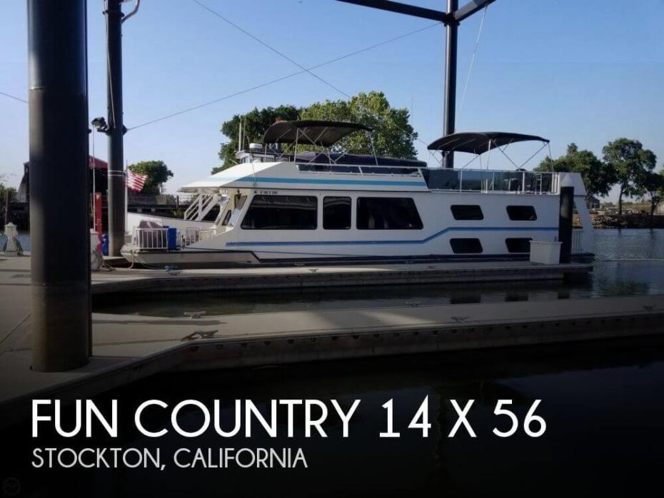 1993 Fun Country 14 x 56