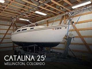 1983 Catalina C-25 Tall Ship