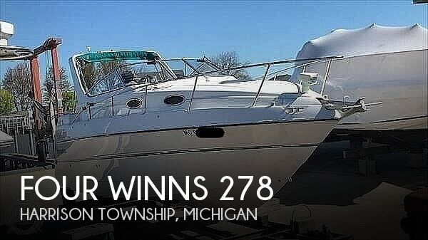 1997 Four Winns 278 Vista