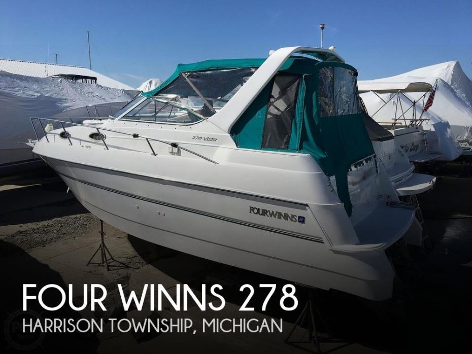 1997 Four Winns 278 Vista