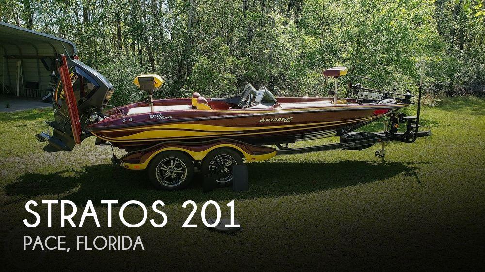 2016 Stratos 201 XL Evolution