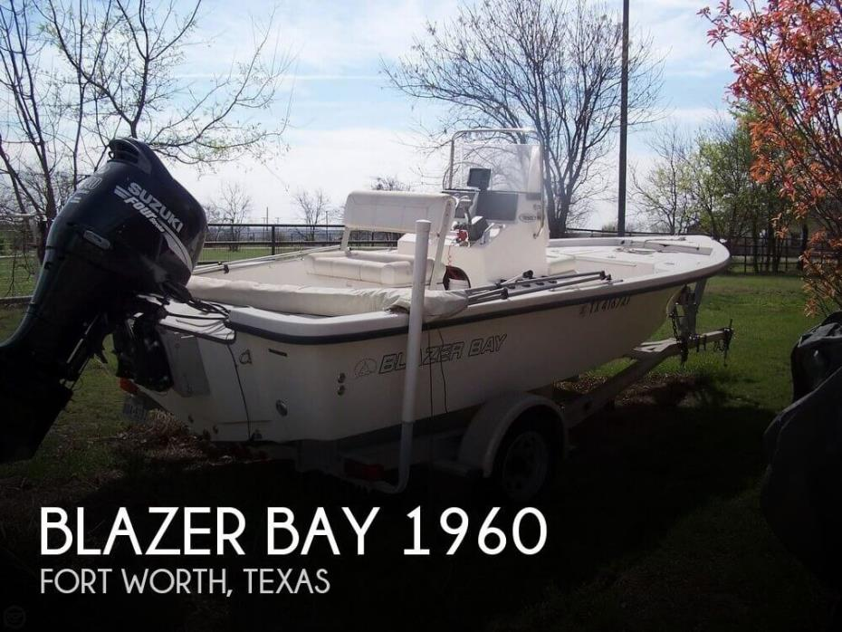 Blazer Boats For Sale In Texas