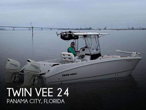 2020 Twin Vee 240 CC