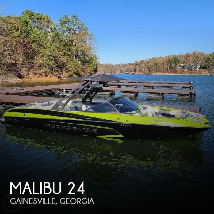 2016 Malibu Wakesetter 24 MXZ