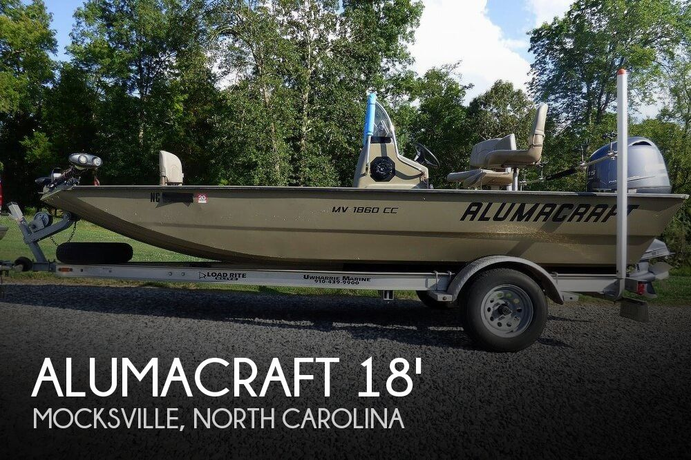 2014 Alumacraft MV 1860 CC