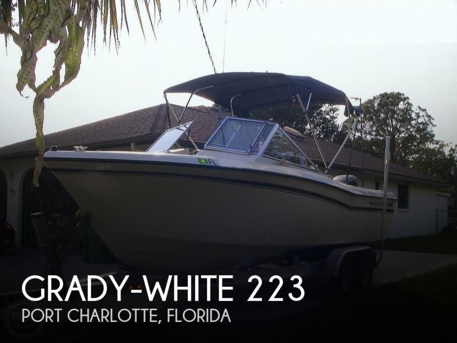1984 Grady-White Tournament 223