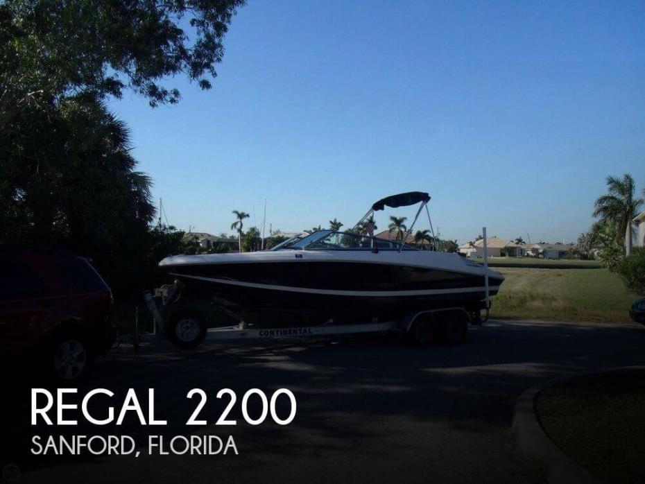 2009 Regal 2200