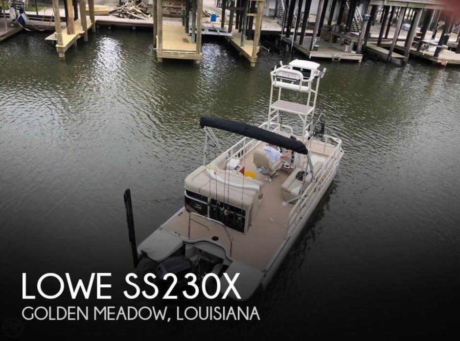 2012 Lowe SS230X