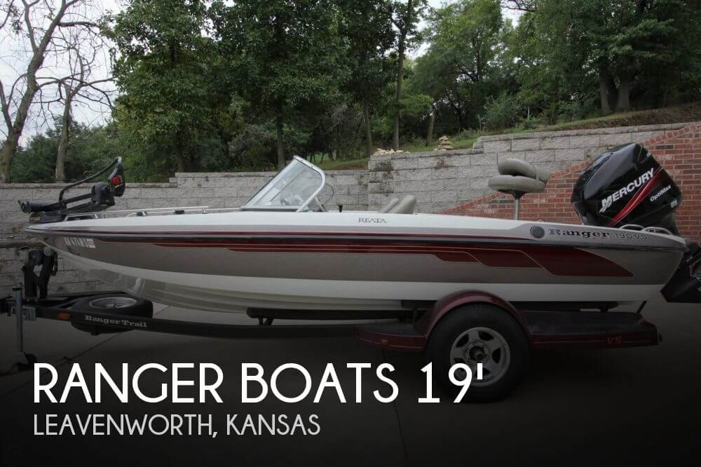 2004 Ranger Boats Reata 190VS