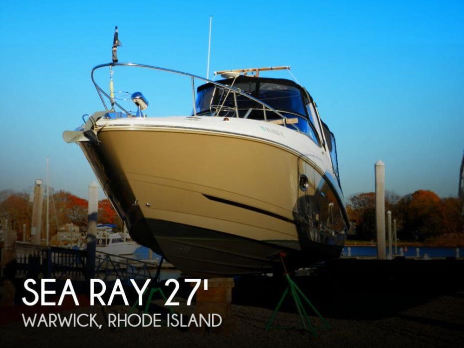 2009 Sea Ray Sundancer 270