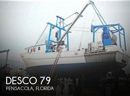 1971 Desco 79 Work Boat