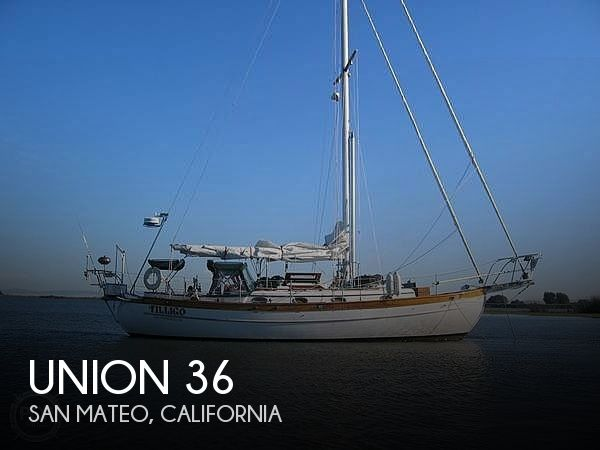 1988 Union 36 Mark II