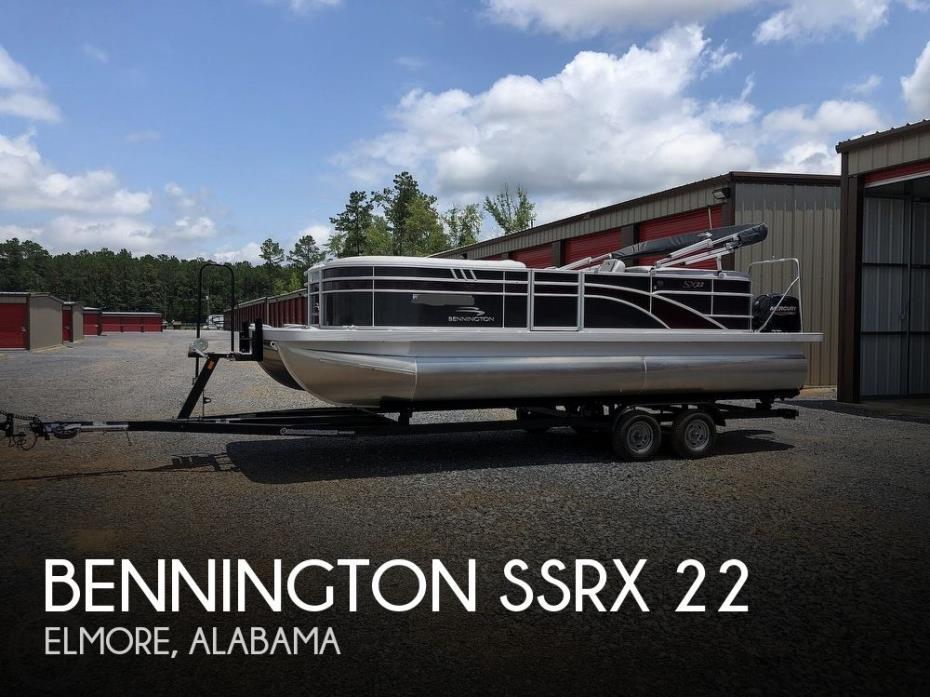 2021 Bennington SSRX 22