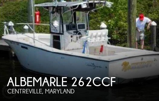 1997 Albemarle 262CCF