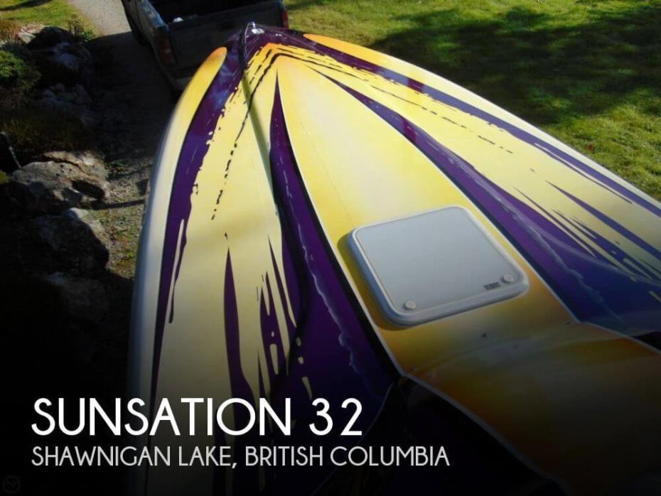 2007 Sunsation 32 SS