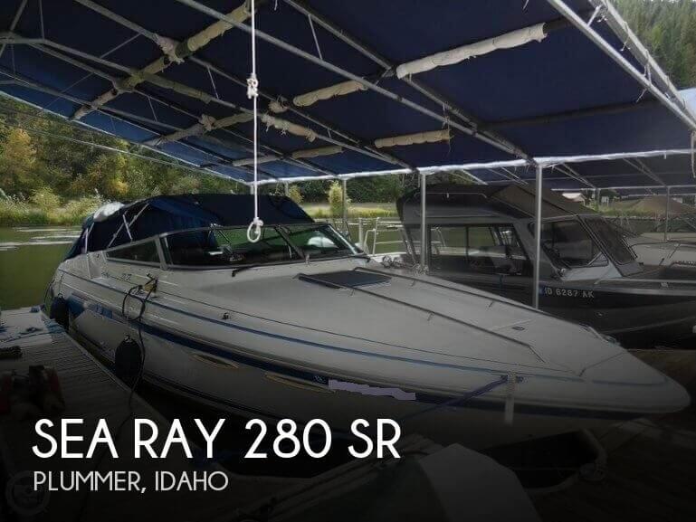 1994 Sea Ray 280 SR