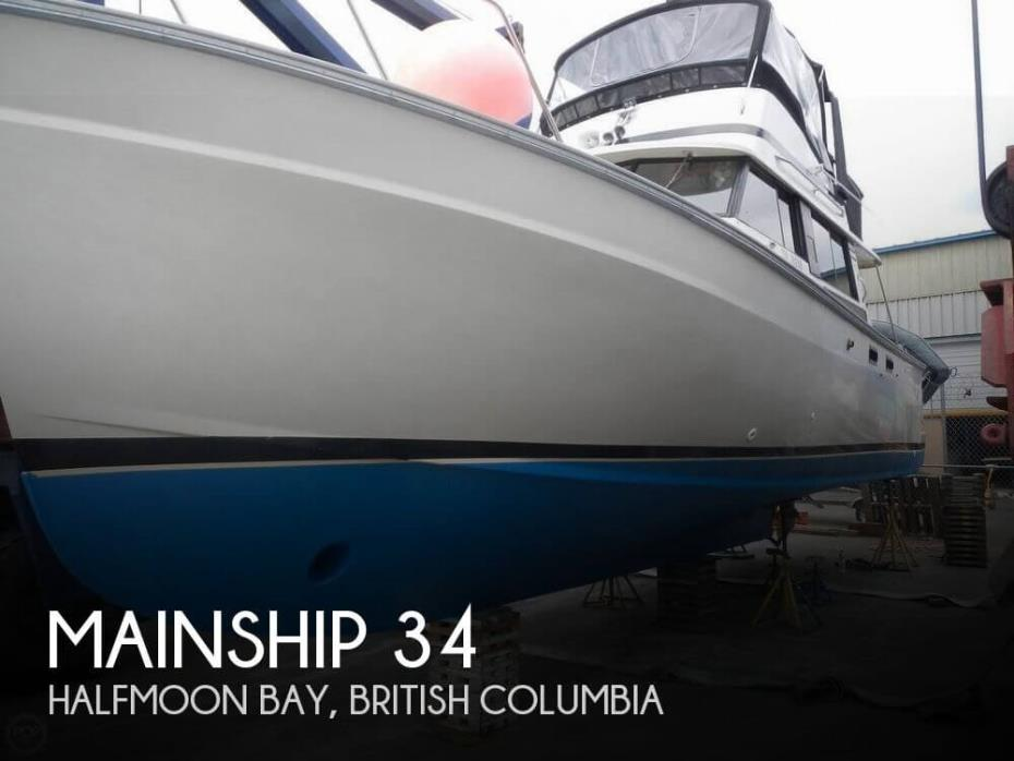 1980 Mainship 34