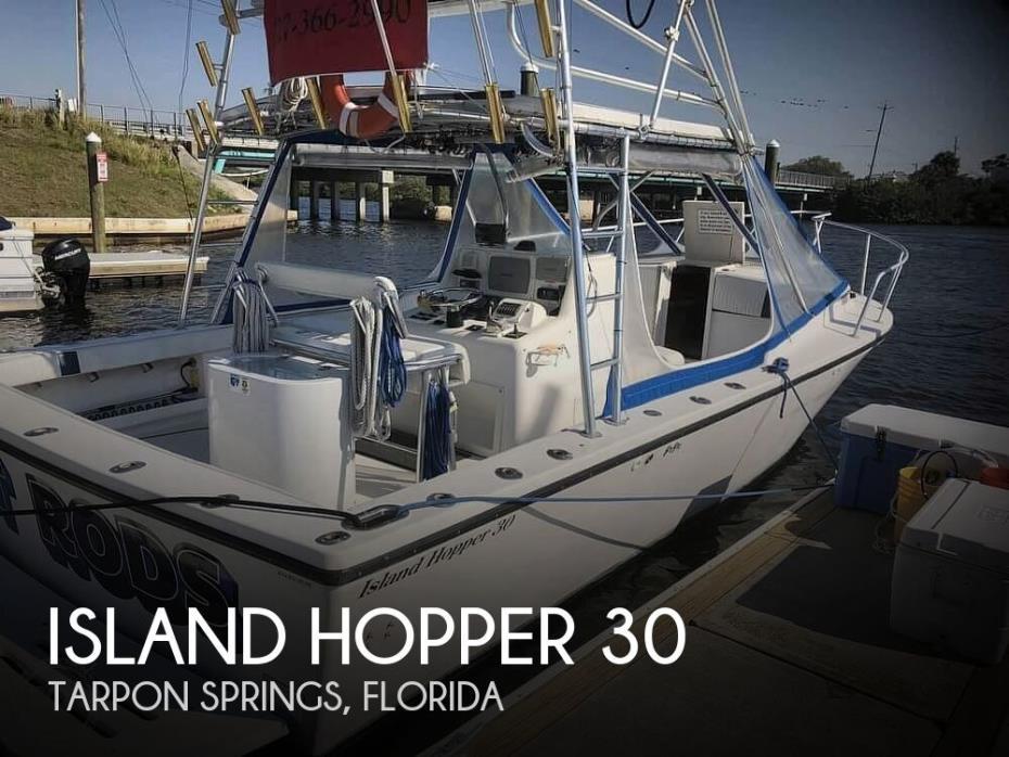 1998 Island Hopper 30