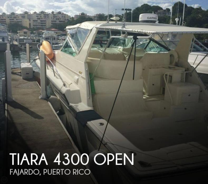 1999 Tiara 4300 Open