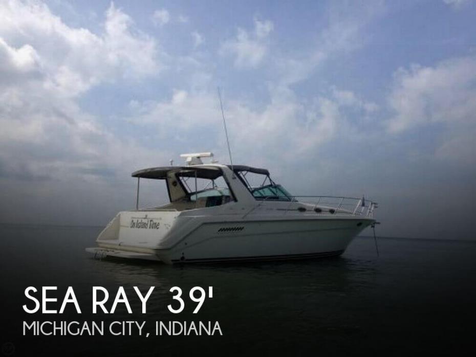 1994 Sea Ray Sundancer 370