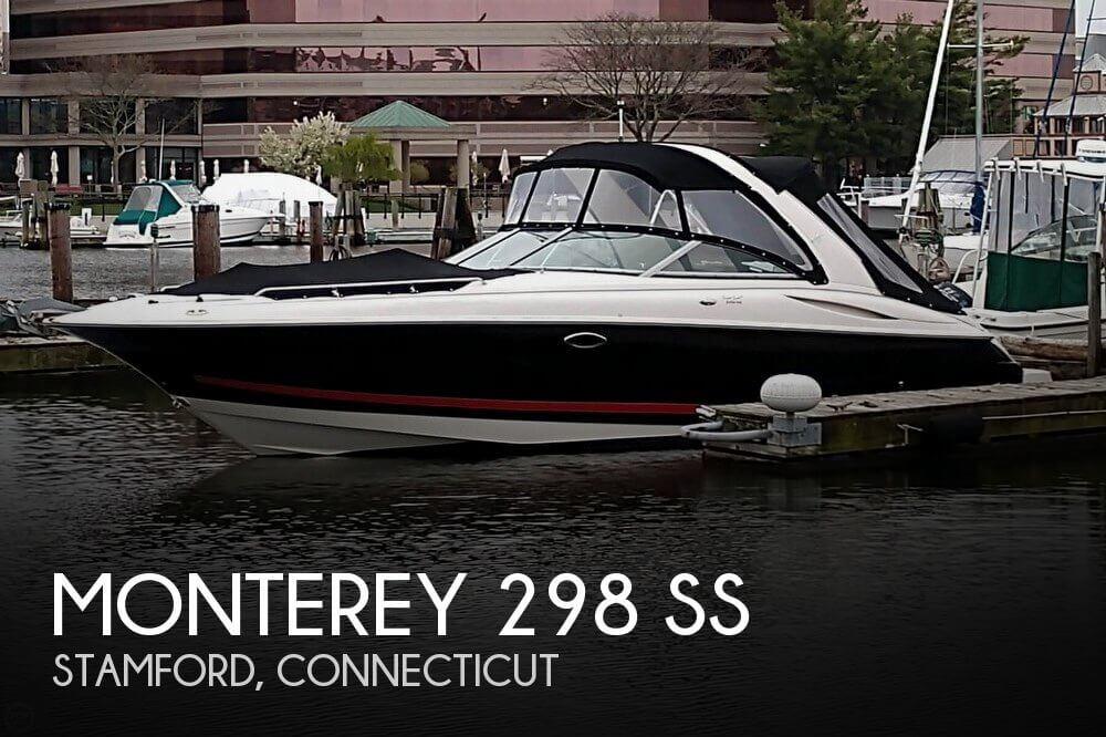 2007 Monterey 298 SS