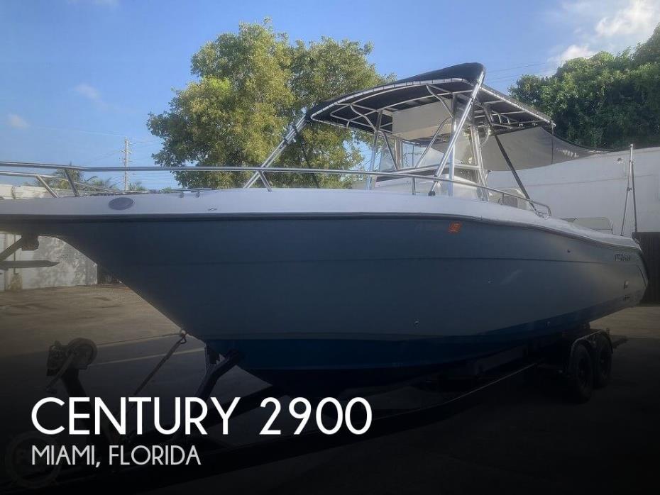 2001 Century 2900