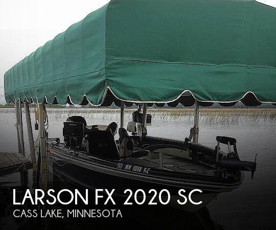 2013 Larson FX 2020 SC