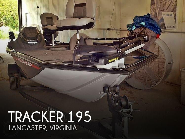 2018 Tracker Pro Team 195 TXW