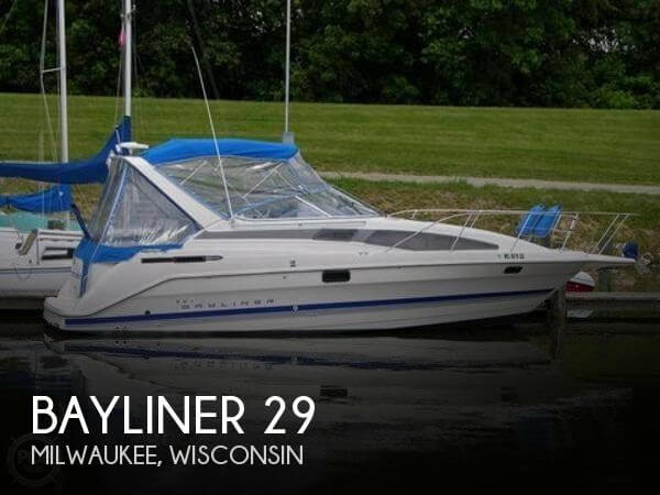 1994 Bayliner Ciera 2855 Sunbridge