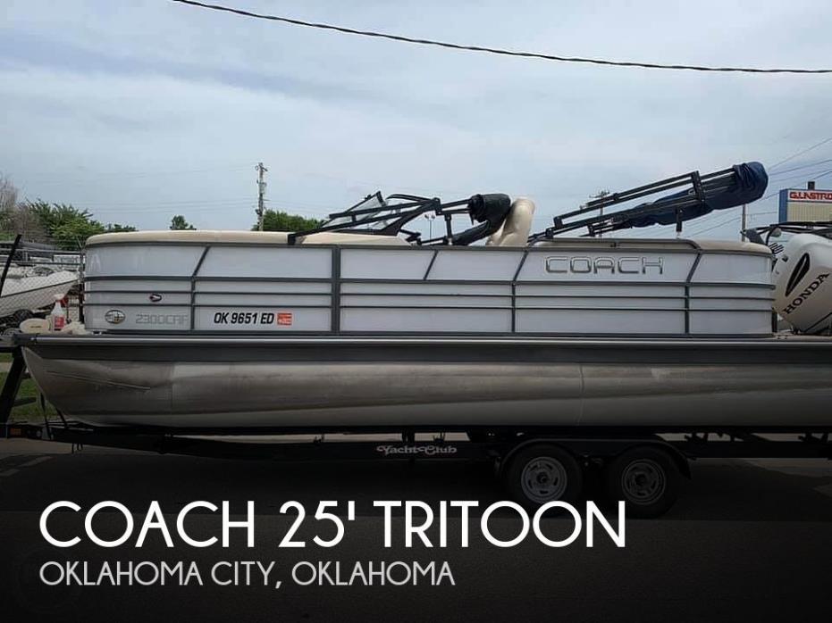 2018 Coach 230DCRF