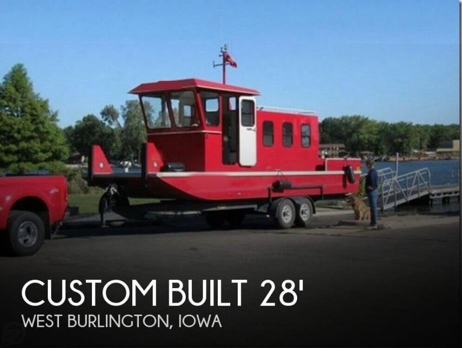 2004 Custom Built Mini Towboat