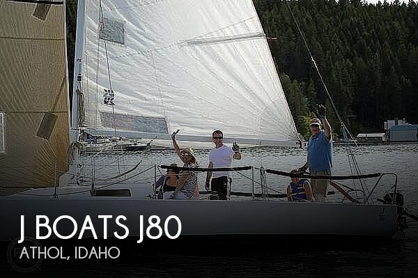 2001 J Boats Racing J80 Full Package