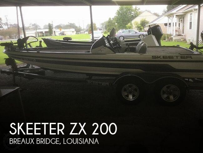 2009 Skeeter Zx 200