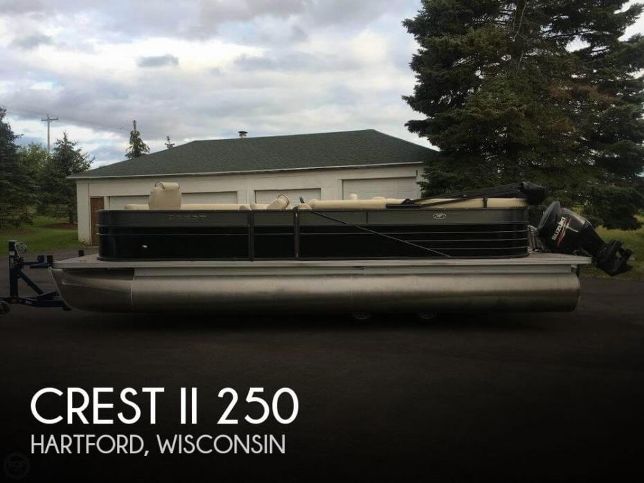 2016 Crest II 250