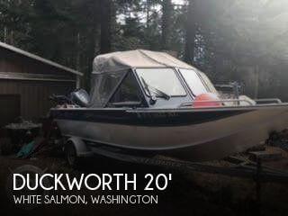 2003 Duckworth 195 Pacific Navigator