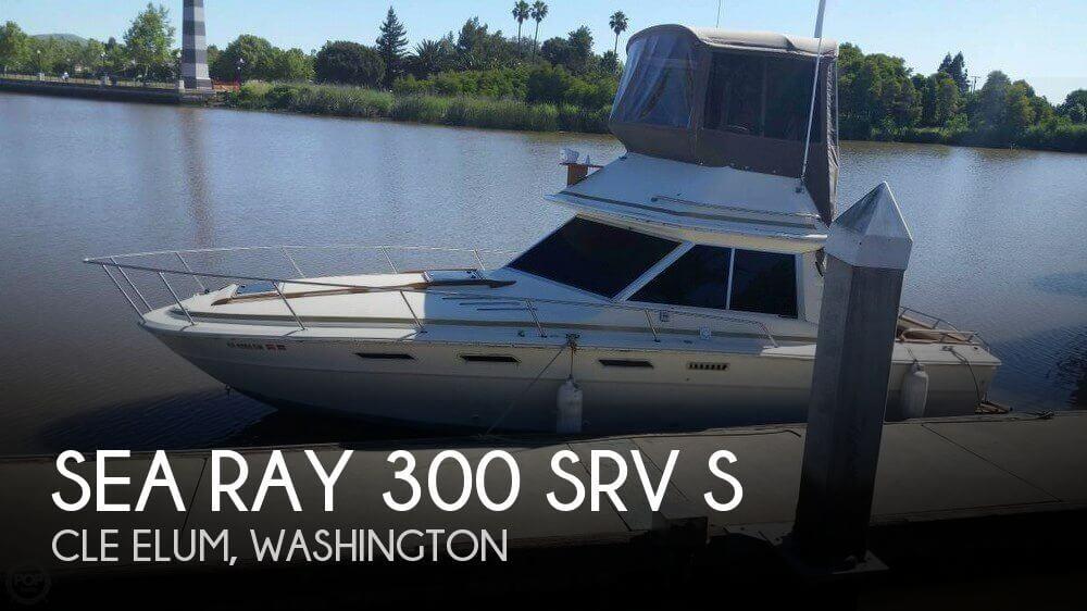 1980 Sea Ray 300 SRV S