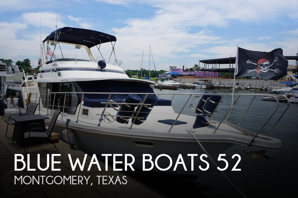 1985 Bluewater Yachts 51 FC