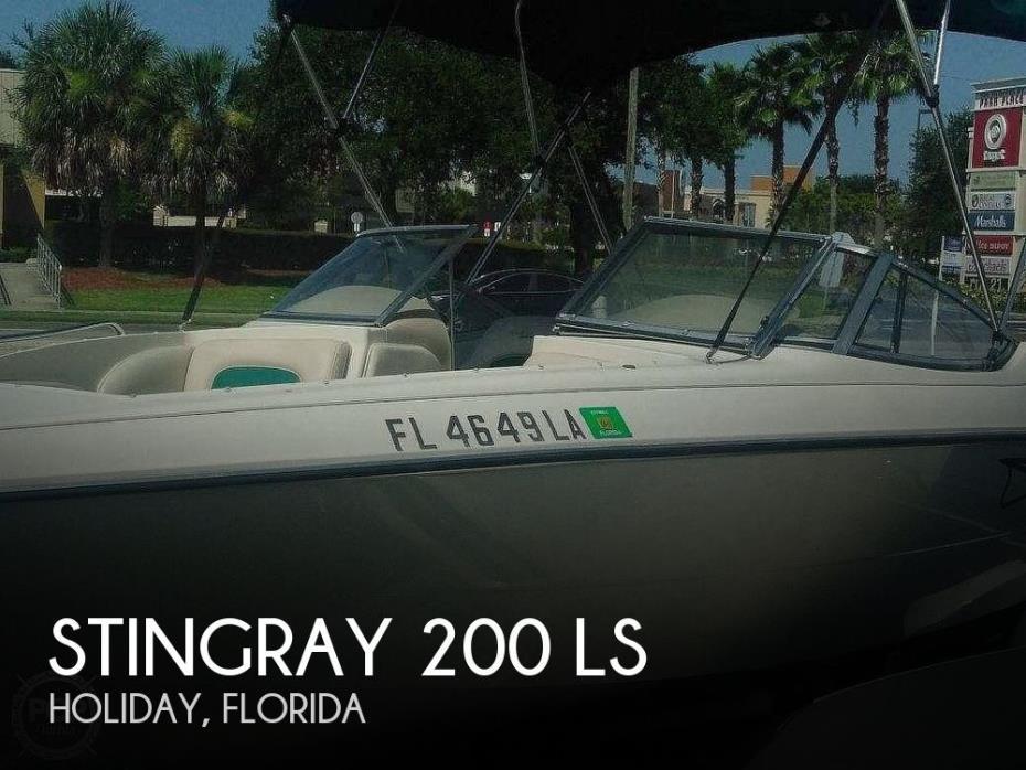 1999 Stingray 200 LS