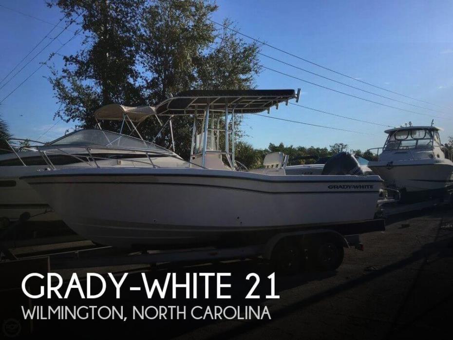 1997 Grady-White 209 Escape