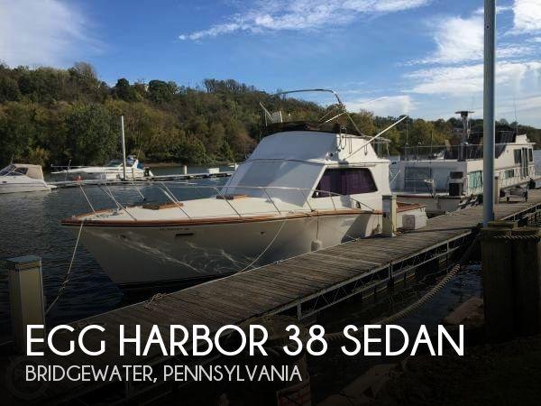 1972 Egg Harbor 38 Sedan