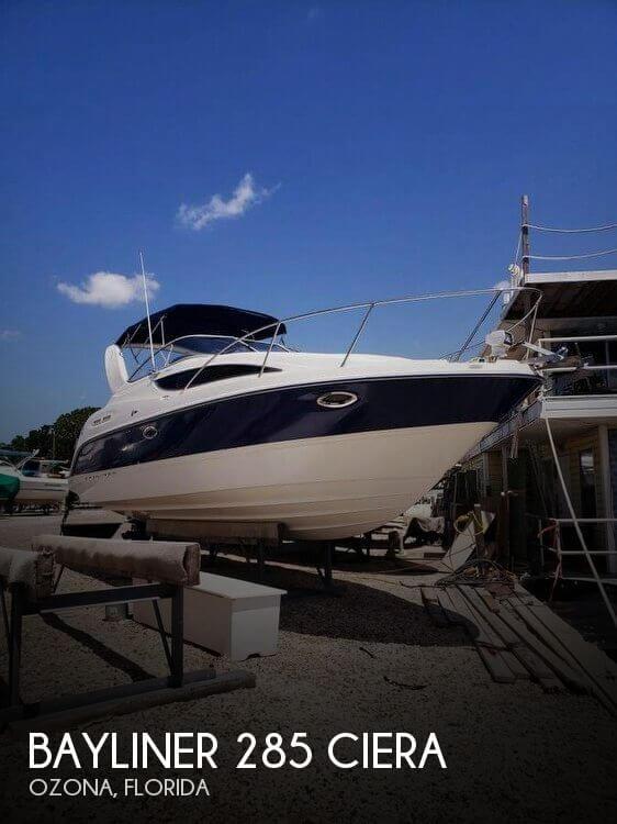 2005 Bayliner 285 Ciera