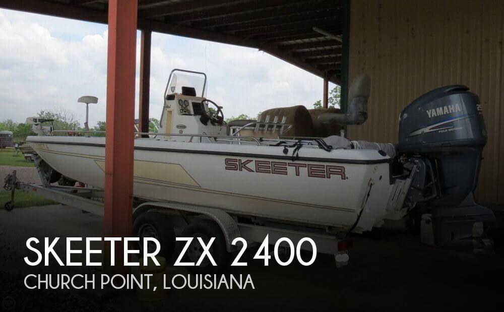 2003 Skeeter ZX 2400