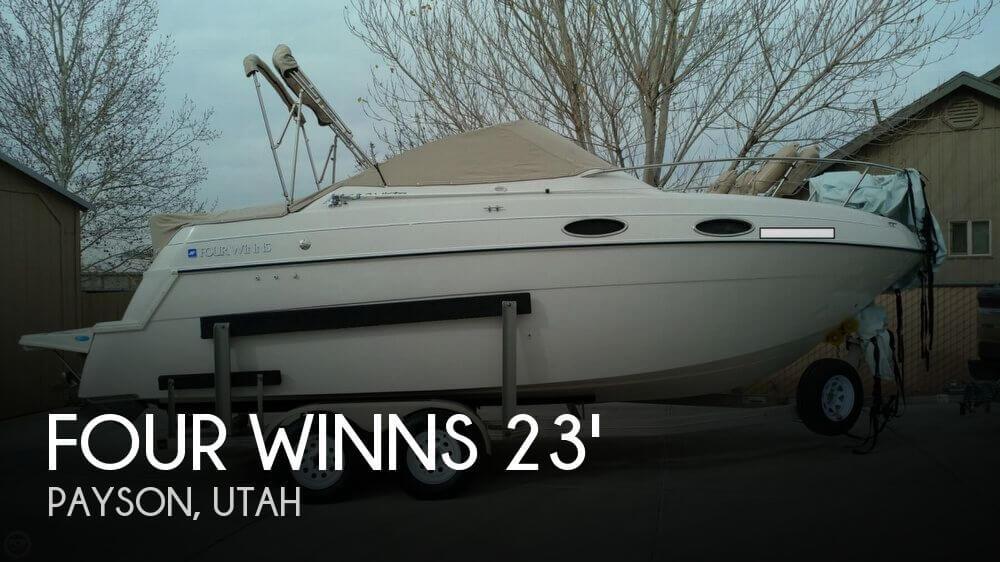 1999 Four Winns 238 Vista