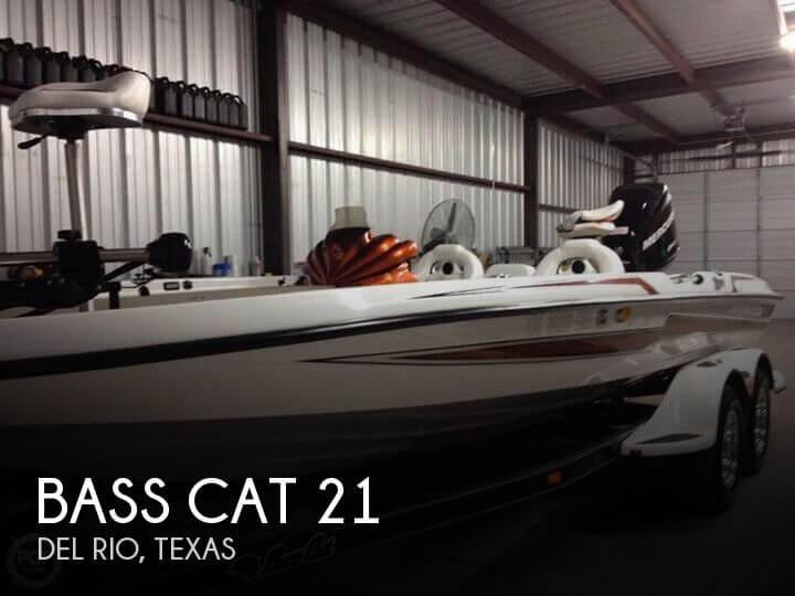 2012 Bass Cat JAGUAR