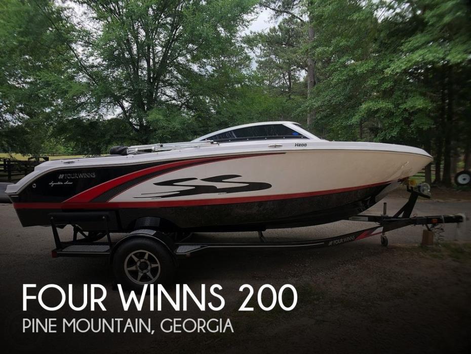 2013 Four Winns H200 Signature Series